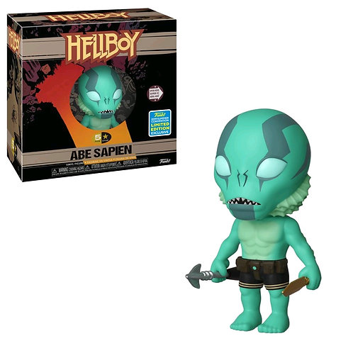 Hellboy - Abe Sapien SDCC 2019 US Exclusive 5-Star Vinyl Figure