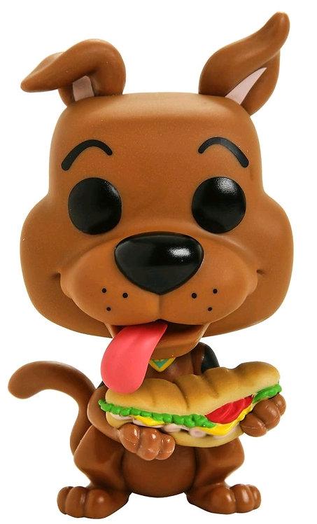 Scooby Doo - Scooby Doo with Sandwhich Pop! Vinyl