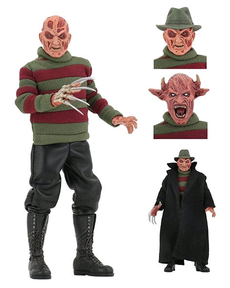 "A Nightmare on Elm Street - 8"" New Nightmare Freddy Action Figure"