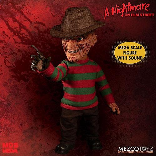 Nightmare on Elm Street - Freddy Krueger Mega Scale Action Figure