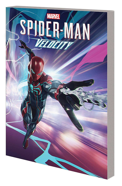 SPIDER-MAN VELOCITY TP