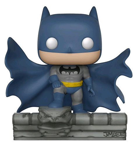 Batman - Batman on Gargoyle US Exclusive Comic Moments Pop! Vinyl