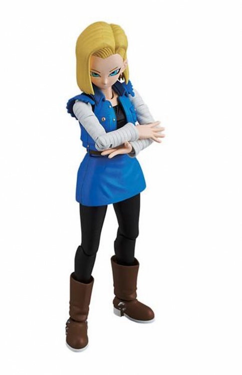 DRAGON BALL Z - FIGURISE STANDARD ANDROID #18
