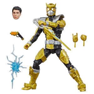 Power Rangers: Lightning Collections - Beast Morphers Gold Ranger