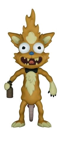 Rick and Morty - Squanchy Action Figure