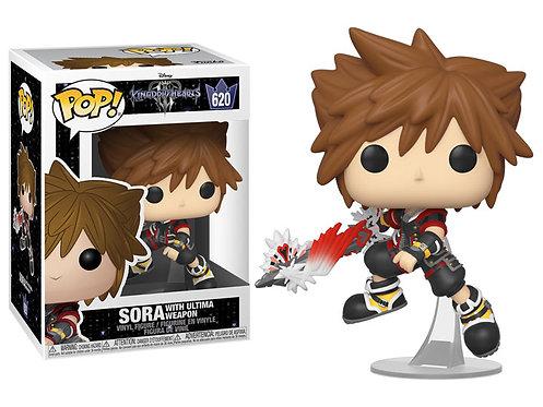 Kingdom Hearts III - Sora with Shield Pop! Vinyl