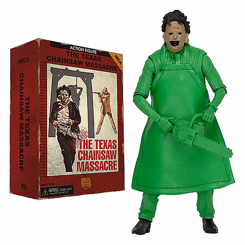 Texas Chainsaw Massacre Video Game Edition 7-Inch Scale Action Figure