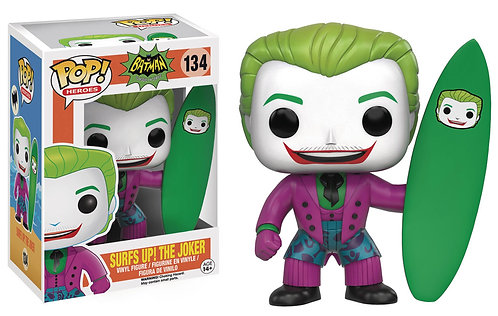 DC Comics - The Joker Surf's Up! US Exclusive Pop! Vinyl