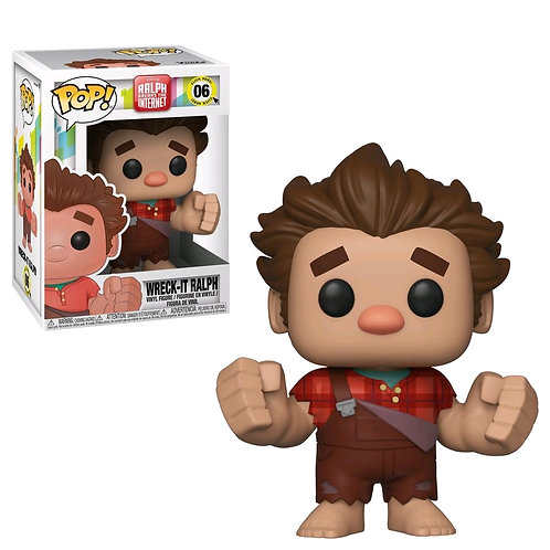 Wreck-It Ralph 2: Ralph Breaks the Internet - Wreck-It Ralph Pop! Vinyl