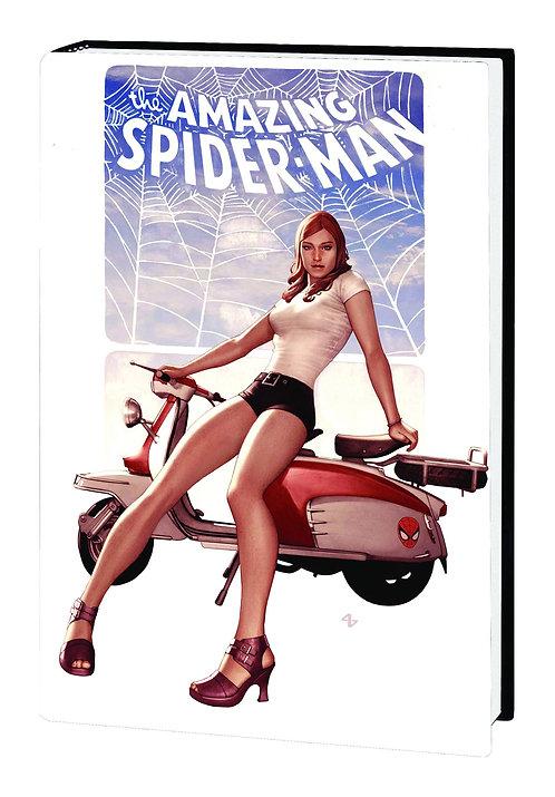 SPIDER-MAN RED-HEADED STRANGER PREM HC