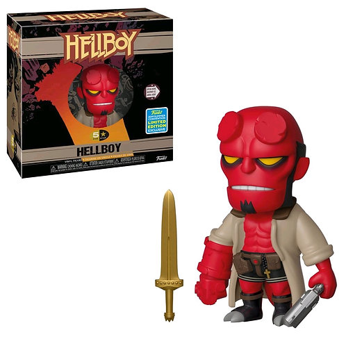 Hellboy - Hellboy SDCC 2019 US Exclusive 5-Star Vinyl Figure
