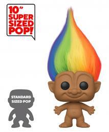 "Trolls - Rainbow Troll with Hair 10"" Pop! Vinyl"