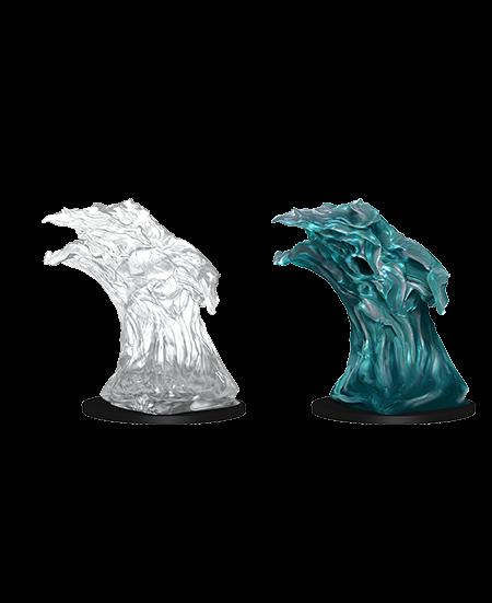 D&D Nolzurs Marvelous Unpainted Miniatures Water Elemental