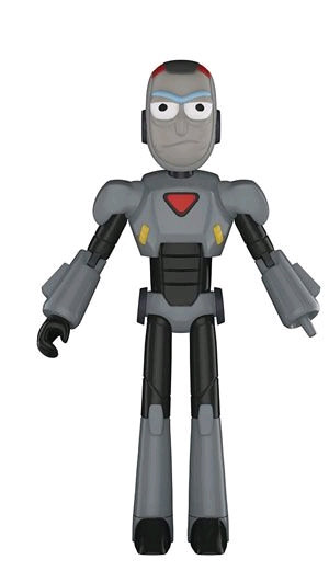 Rick and Morty - Rick Purge Suit Action Figure