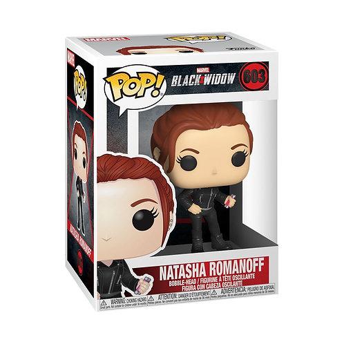 Black Widow - Natasha Romanoff Pop! Vinyl