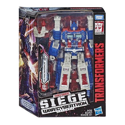 Transformers War for Cybertron: Siege Leader Ultra Magnus