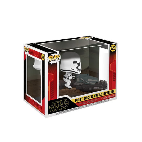 Star Wars - First Order Tread Speeder Episode IX Rise of Skywalker Pop! Deluxe