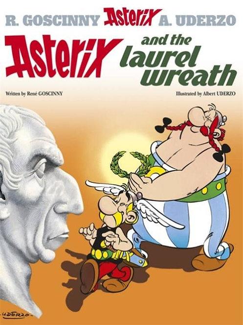 ASTERIX TP VOL 18 ASTERIX & LAUREL WREATH