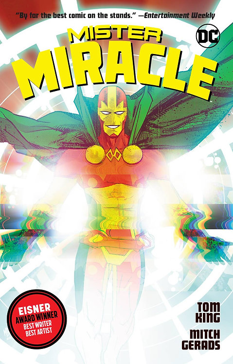 MISTER MIRACLE VOL 1 TP
