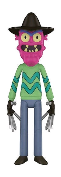 Rick and Morty - Scary Terry Action Figure