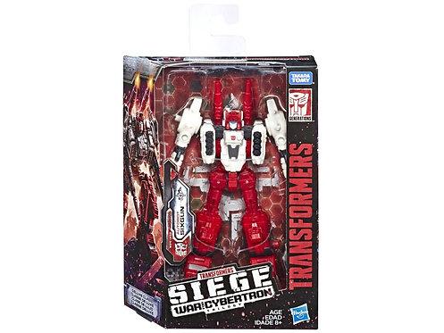 Transformers War for Cybertron: Siege Deluxe Autobot Six-Gun