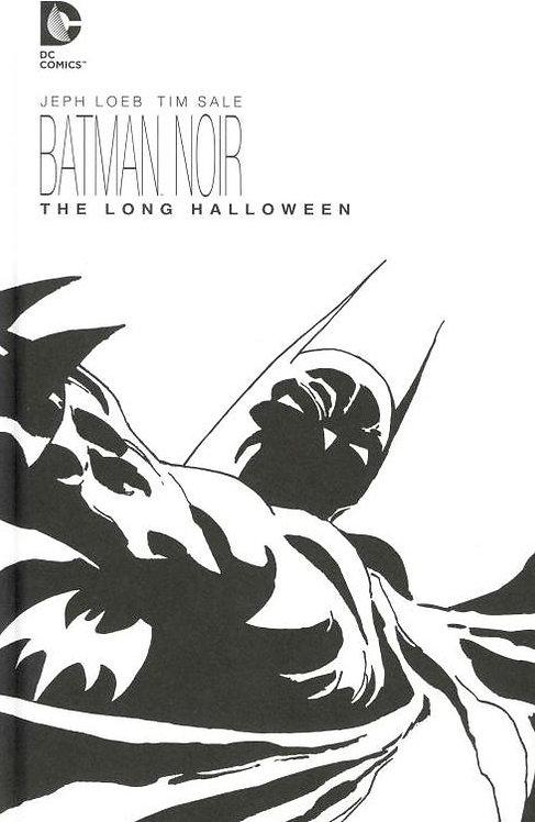 BATMAN NOIR THE LONG HALLOWEEN HC