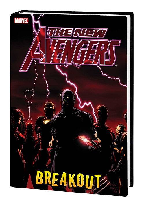 NEW AVENGERS BREAKOUT MARVEL SELECT HC