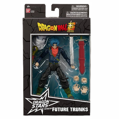 Dragon Ball Super: Dragon Stars Series - Future Trunks