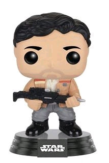 Star Wars - Poe Dameron Resistance Episode VII The Force Awakens US Exclusive Po