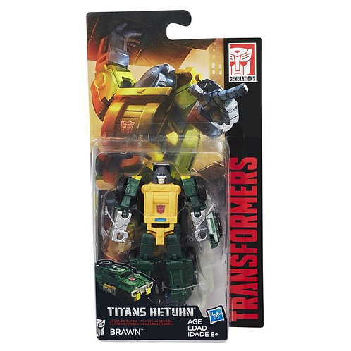 Transformers Titans Return Brawn