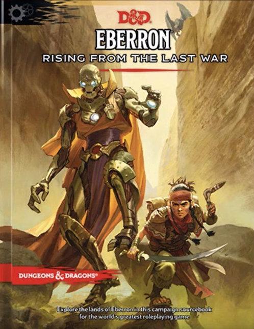 D&D Eberron Rising from the Last War