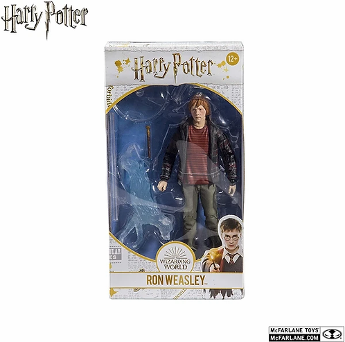 Harry Potter Ron Weasley & Patronus Action Figure