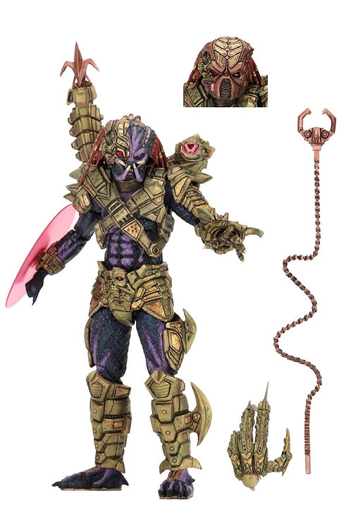 "Predator - Lasershot 7"" Ultimate Action Figure"