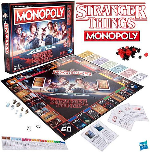 Monopoly – Stranger Things Edition