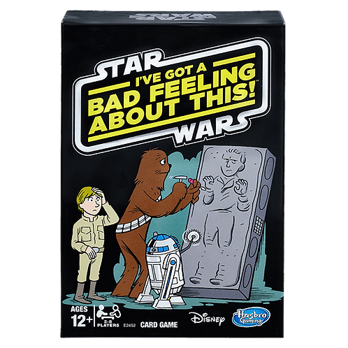Star Wars - I've Got A Bad Feeling About This Card Game