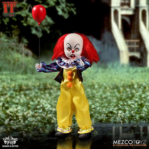 Living Dead Dolls - It (1990) Pennywise