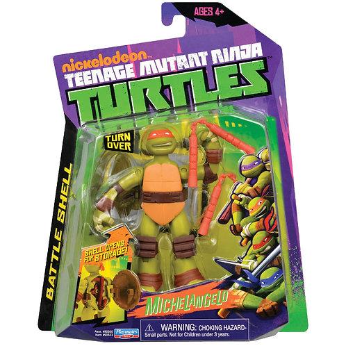 TMNT Battle Shell Michelangelo