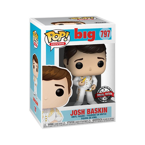 Big - Josh Baskin in Tuxedo US Exclusive Pop! Vinyl