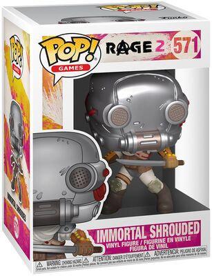 Rage 2 - Immortal Shrouded Pop! Vinyl