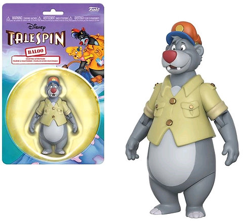 Talespin - Baloo Action Figure