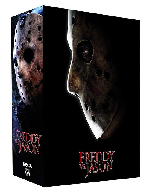 "Freddy vs Jason - 7"" Ultimate Jason Voorhees Action Figure"