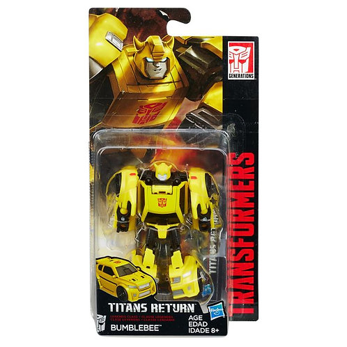 Transformers Titans Return Legends Bumblebee