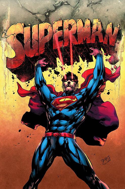 SUPERMAN HC VOL 05 UNDER FIRE (N52)