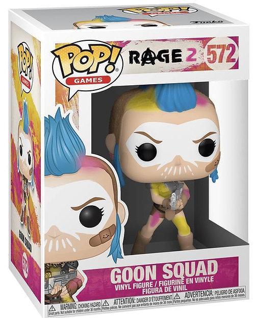 Rage 2 - Goon Squad Pop! Vinyl
