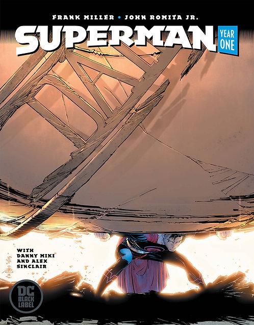 SUPERMAN YEAR ONE HC