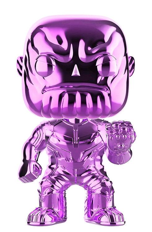 Avengers 3: Infinity War - Thanos Purple Chrome US Exclusive Pop! Vinyl