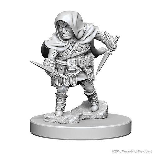 D&D Nolzurs Marvelous Unpainted Miniatures Halfling Male Rogue