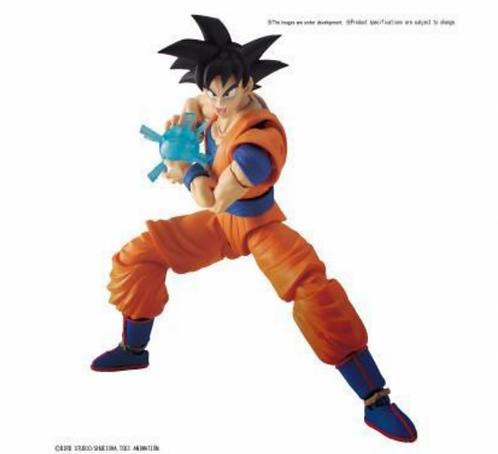 DRAGON BALL Z - FIGURISE STANDARD - SON GOKOU KIT