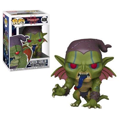 Spider-Man: Into the Spider-Verse - Green Goblin Pop! Vinyl
