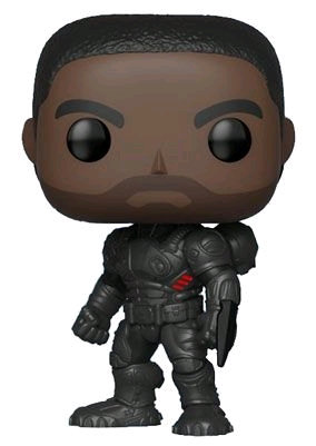 Aquaman - Black Manta Black US Exclusive Pop! Vinyl